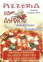 Pizzeria D'asporto Di Sammartano Benedetto, Trapani