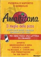 Pizzeria Amalfitana, Chiari