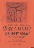Baccanale, Castel Guelfo