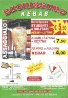 Buonissimo Kebab, Via Pelliccerie, Udine