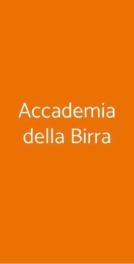 Accademia Della Birra, Azzate