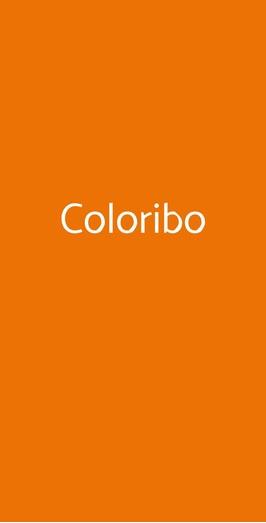 Coloribo, Bari