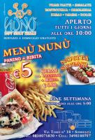 Nunu Kebab, Sorrento