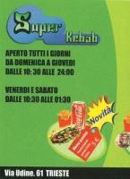 Super Kebab, Trieste