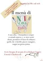 Nuova Osteria Italiana, Roma