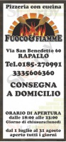 Fuoco & Fiamme, Rapallo