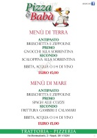 Pizza & Baba', Napoli