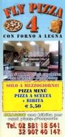 Fly Pizza 4, Milano