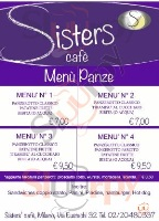 Sisters Cafe', Milano