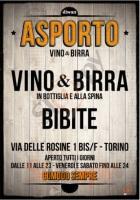 Asporto Vino & Birra, Torino