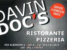 Davin Doc's, Gela