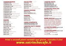 Satrincha Cafe, Peschiera Borromeo