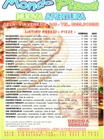 Mondo Pizza, Gela