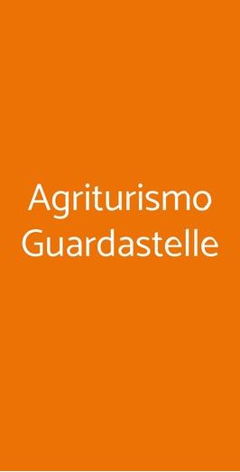 Agriturismo Guardastelle, Monte San Pietro