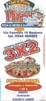 Incredible Pizza, Ravenna