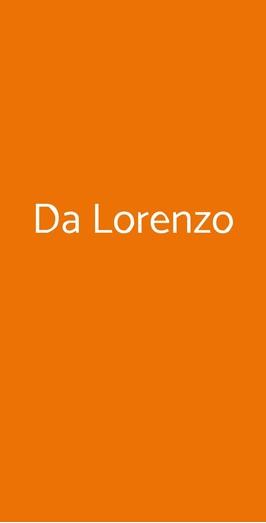 Da Lorenzo, Taormina