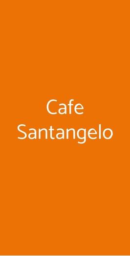 Cafe Santangelo, Bologna
