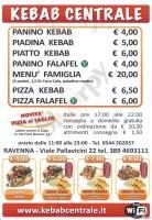Kebab Centrale, Ravenna