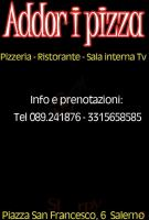 Addor I Pizza, Salerno