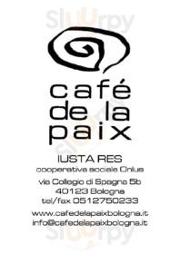 Cafe De La Paix, Bologna