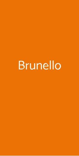 Brunello, Bologna