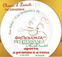 Gastronomia Mediterranea, San Salvo
