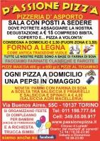 Passione Pizza, Torino