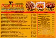 Real Pizza, Vittoria