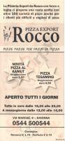 Pizza Export Rocco, Ravenna