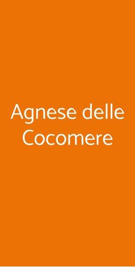Agnese Delle Cocomere, Bologna
