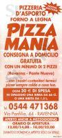 Pizza Mania, Ravenna