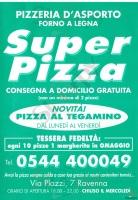Super Pizza, Ravenna