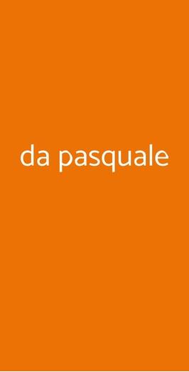 Da Pasquale, Riccione