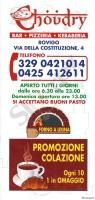 Choudry, Via Fiume, Rovigo