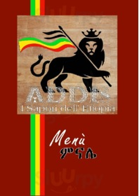 Menu Addis Riccione