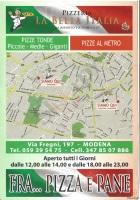 Fra Pizza E Pane, Modena