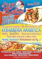 Il Punto Del Kebab - Giardini Naxos, Giardini Naxos