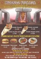 Kebab Hallal, Via Caronda, Catania
