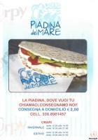 Piadina Del Mare, Rotonda Cadorna, Cervia