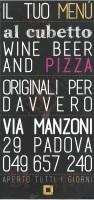 Pizzaalcubo - Padova, Piazza Dei Signor, Padova