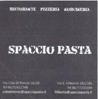 Spaccio Pasta, Via Cola Di Rienzo, Roma