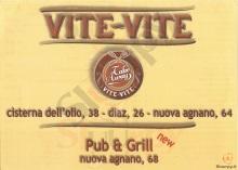 Vite Vite, Via Diaz, Napoli
