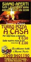 Turbo Pizza, Cittadella
