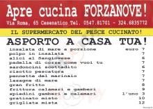 Cucina Forzanove, Cesenatico