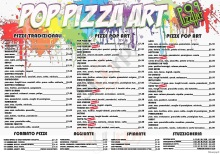 Pop Pizza Art, Bagnacavallo