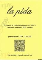 La Pida, Cervia