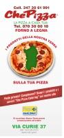 Che Pizza, Via Curie, Cagliari