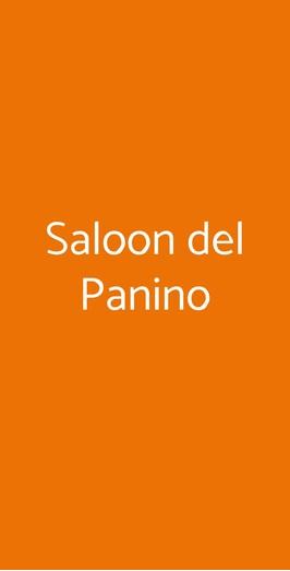 Saloon Del Panino, Roma
