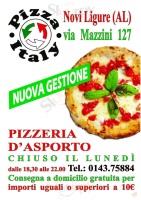 Pizza Italy, Novi Ligure