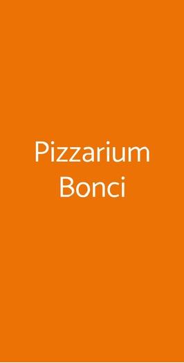 Pizzarium Bonci, Roma